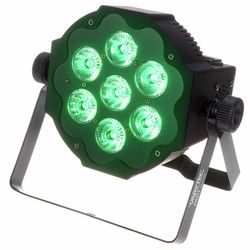 LED Pad 7 7x10W 5in1 RGBWA Varytec