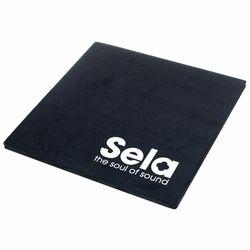 SE 006 Cajon Pad Black Sela