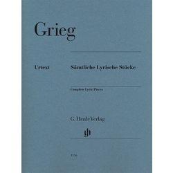 Grieg Complete Lyric Pieces Henle Verlag