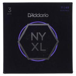 NYXL1149-3P Daddario