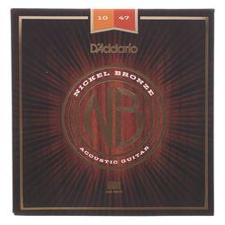 NB1047 Nickel Bronze Set Daddario