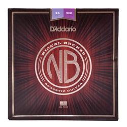 NB1152 Nickel Bronze Set Daddario