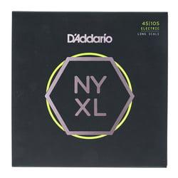 NYXL45105 Bass Set Daddario
