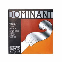 Dominant D Violin 4/4 Silver M Thomastik