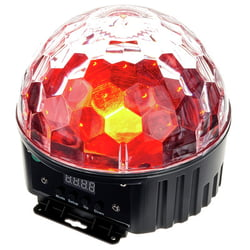 LED Diamond Dome RGBWA UV 6in1 Fun Generation
