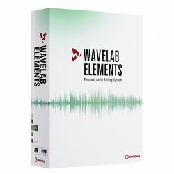 Wavelab Elements 9.5/10 Steinberg