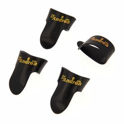 Fingerpick Set Medium Black dAndrea