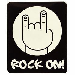 Sticker Rock On ! Bandshop