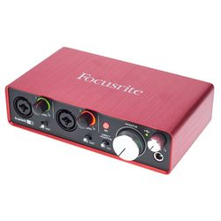 Scarlett 2i2 2nd Gen Focusrite