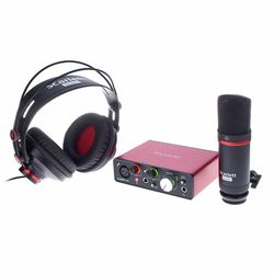 Scarlett Solo Studio Pack 2nd Focusrite