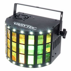 LED Derby ST incl. IR Remote Varytec