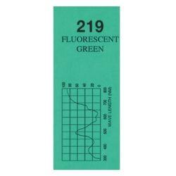 Colour Sheet Fluro Green219 Varytec
