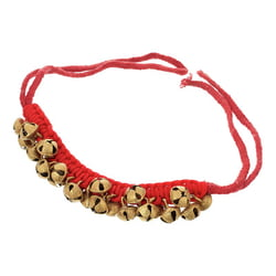 Ankle Bell Band Large Terre