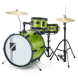 Youngster Drum Set Green Millenium