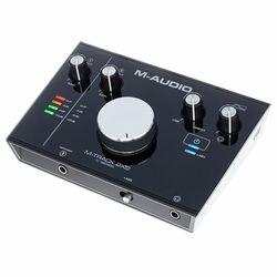 M-Track 2x2 M-Audio