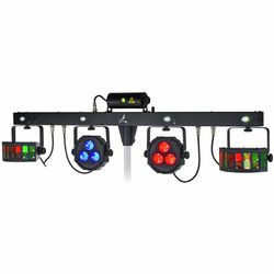 LED KLS Laser Bar FX-Set Eurolite