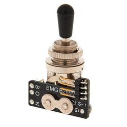 3 Pos Toggle Switch BK EMG
