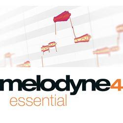 Melodyne 4 essential Celemony