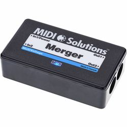 Merger V2 MIDI Solutions