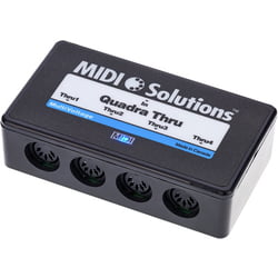 Quadra Thru V2 MIDI Solutions