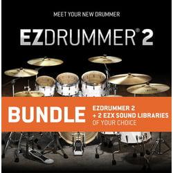 EZ Drummer 2 EZX Bundle Toontrack