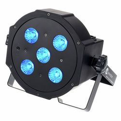 SePar Quad LED RGBW IR Fun Generation