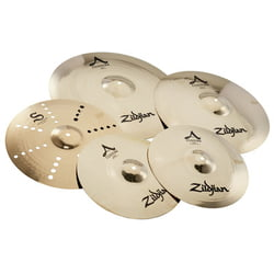 A-Custom Thomann ltd. Box Set Zildjian