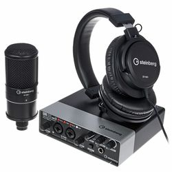 UR22 MK2 Recording Pack Steinberg