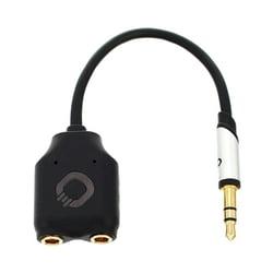 Headphone Y-Adapter 3,5 mm Oehlbach