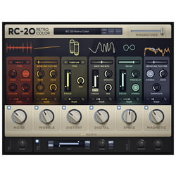 RC-20 Retro Color XLN Audio