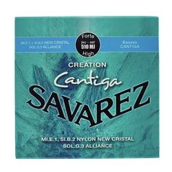 510MJ Cantiga Savarez