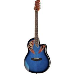 HBO-850 Blue Harley Benton