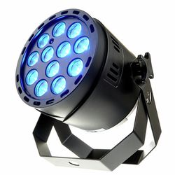 LED Pot 12x1W QCL RGB WW 15° Fun Generation