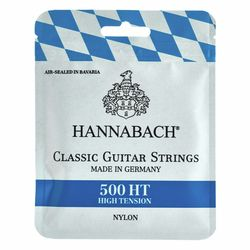 500HT High Tension Hannabach
