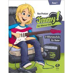 Jimmy! Der Gitarren-Chef 1 Edition Dux
