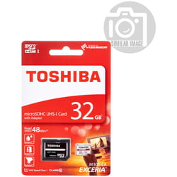 Micro SD Card 32 GB Class 10 Thomann