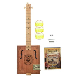 The Blues Box Guitar Kit Music Sales