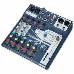 Notepad-8FX Soundcraft
