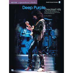 Deep Purple Greatest Hits Hal Leonard