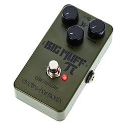 Green Russian Big Muff Fuzz Electro Harmonix