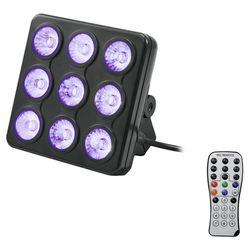 LED Party Panel RGB+UV Eurolite