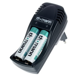 Battery Charger 2 Set Thomann