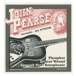 790NR Spanish Neck Resophonic John Pearse