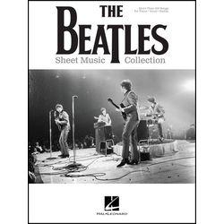 The Beatles Sheet Music Hal Leonard