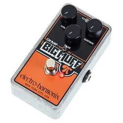 Op-Amp Big Muff Pi Fuzz Electro Harmonix