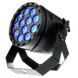 LED Pot 12x1W QCL RGB WW 40° Fun Generation