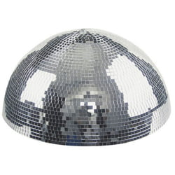 Half Mirror Ball 30cm Showtec