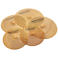 Still Series Cymbal Set reg. Millenium