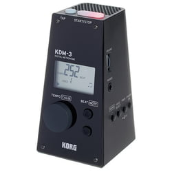 KDM-3 Digital Metronome Black Korg