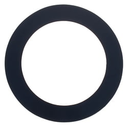 "5"" Port Hole Black Aquarian"
